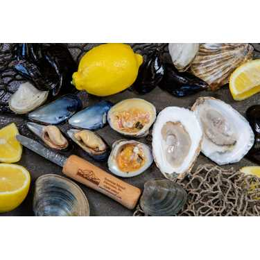 Shellfish Variety Packs